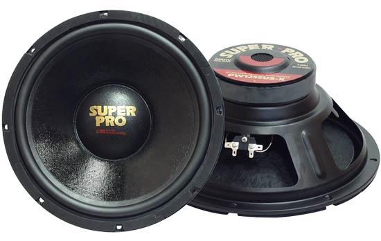 SOUND AROUND ELECTRONICS PW848USX 8   350 Watt High Performance 8 Ohm Subwoofer