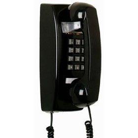 Scitec AEGIS-2554-B Aegis Wall Phone BLACK