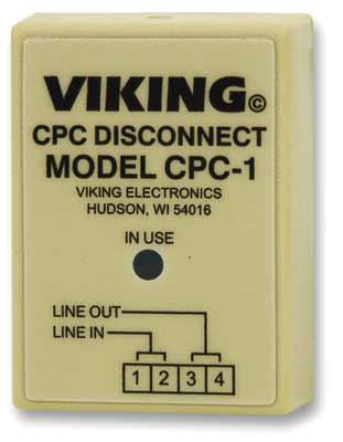 Viking Electronics CPC-1 Viking Calling Party Contol
