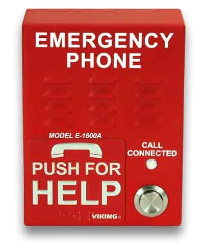 Viking Electronics E-1600A-EWP Viking Emergency Dialer w/Enha