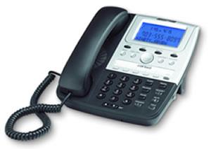 ITT 2700BK 270000TP227S CID Phone BLACK