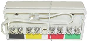 Lynn Electronics TEC-742A Telephone Wiring Block