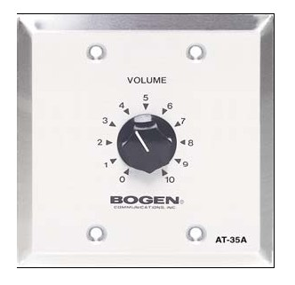 Bogen AT35A Bogen 30 Watt Attenuator (doub