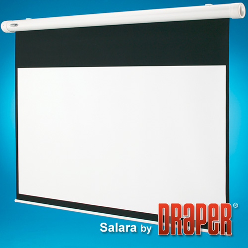 Draper Screens 136104 Screens  Draper Salara 106  Matte