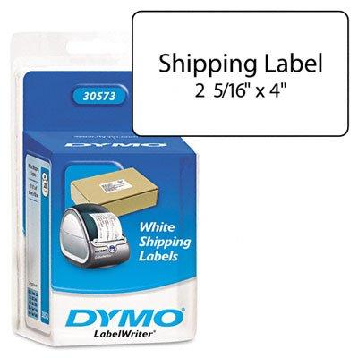 Sanford Brands 30573 Label  Dymo  2 1/8 x4 Inches  White Shippi