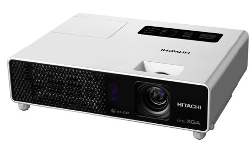 Hitachi America Ltd-ub Division Cpx5 Projector Hitachi Xga 2500 Lumen Picture
