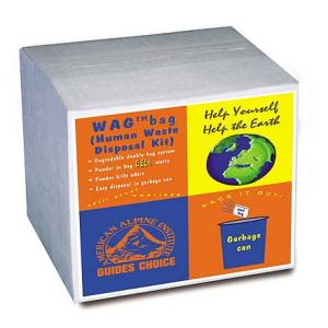 Cleanwaste D019W12 Go Anywhere 12-Pack Waste Kits