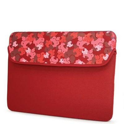 Mobile Edge ME-SUMO66107 10  Camo Netbook Sleeve RED