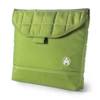 Mobile Edge ME-SUMO88505 13  Nylon Sleeve - Green