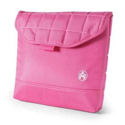 Mobile Edge ME-SUMO88523 15  Nylon Sleeve - Pink