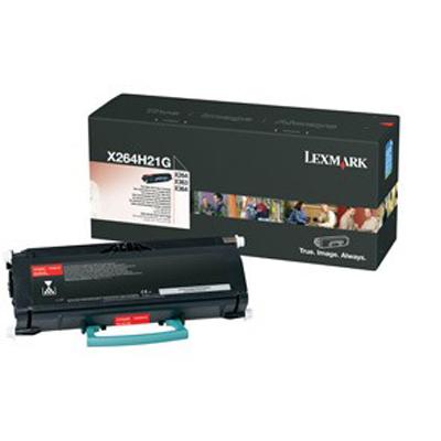 Lexmark International X264H21G X264/363/364 High Yield Print