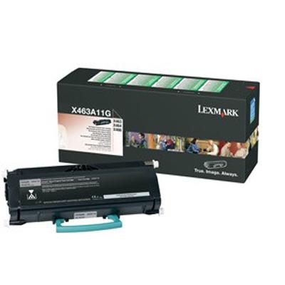 Lexmark International X463A11G X463/464/466 Return Program to