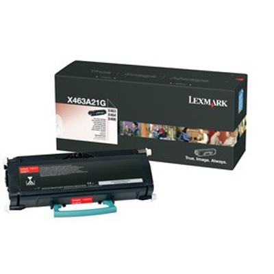 Lexmark International X463A21G X463/464/466 Toner Cartridge