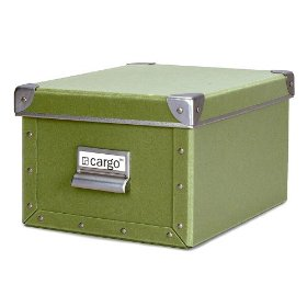 Resource International 8030525 Cargo Naturals Media Box- Sage