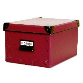 Resource International 8030721 Cargo Naturals Media Box- Red Spice