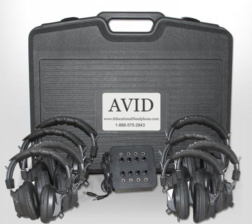 Avid 8LC63M Listening Center