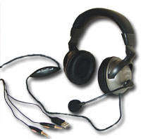 Avid CD-858MF Microphone Headset