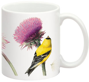 Fiddler s Elbow FEC507 Goldfinch 15 oz Mug