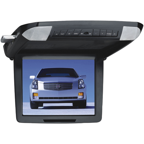 Discount Electronics On Sale Power Acoustik PMD-121CMX 12.1 TFT/LCD Ceiling-Mount Monitor with DVD