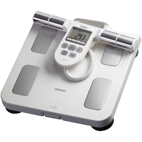 Omron HBF-510W Full-Body Sensor Body Composition Monitor & Scale