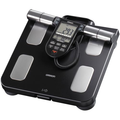 Omron HBF-516B Full-Body Sensor Body Composition Monitor & Scale