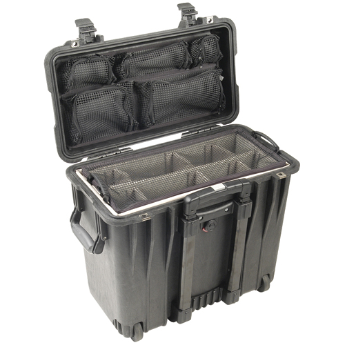 Pelican 1440-004-110 1440 Case with Utility Padded Divider & Lid Organizer