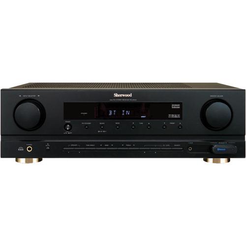 Sherwood RX4503 5.1-Channel  100-Watt Virtual Surround Receiver