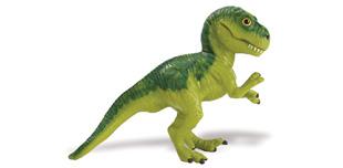 Safari 298929 Tyrannosaurus-rex Baby Dinosaur Miniature