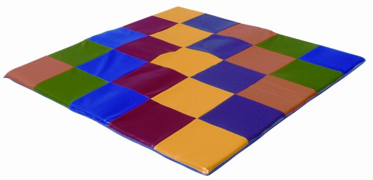 Early Childhood Resources ELR-031 Patchwork Mat- Primary