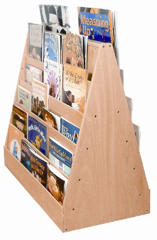 Early Childhood Resources ELR-0335 Double Sided Book Display
