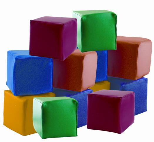 Early Childhood Resources ELR-033 Toddler Blocks- Primary