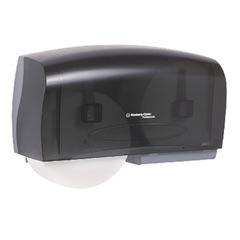 Kimberly-Clark KCC 09608 IN-SIGHT Coreless Twin Jumbo Roll Dispenser