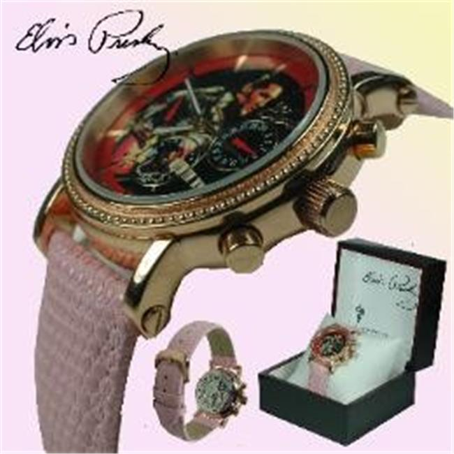 Precious-Kids-56004-Elvis-Mechanical-chrono-women-watch