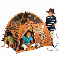 Pacific Play Tents 40510 Tigeriffic Play Tent - New