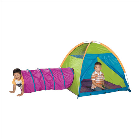 Pacific Play Tents 30514 Play With Me Tent And Tunnel Combination - New