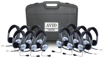 Avid 12CPAE-981 Classroom Pack