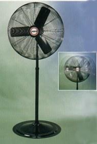 Lasko 3135 30 Inch Oscillating Industrial Grade Pedestal Fan