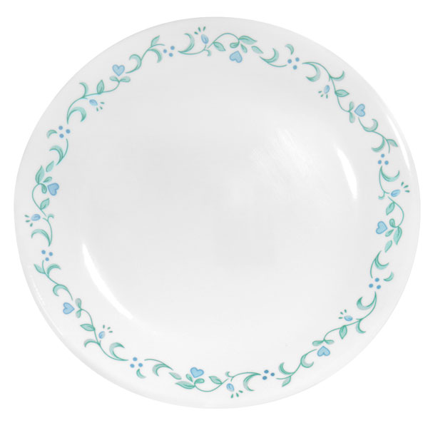 Corell 6018486 CCG 10.25 Inch Livingware Country Cottage Dinner Plate - Case of 6