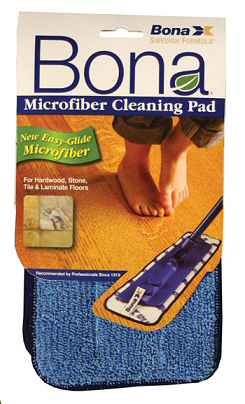 Bonakemi AX0003053 Microfiber Cleaning Pad - Case of 8