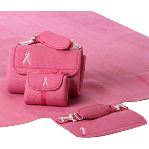 Picnic Plus M5101-PINK Pink Small Mega Mat Picnic Blanket