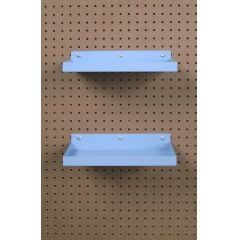 Triton Products 76126-2 DuraHook Steel Shelves for Pegboard