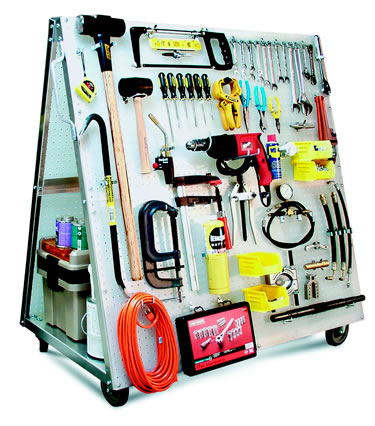 Triton Products DBC-4 DuraBoard Mobile Tool Cart