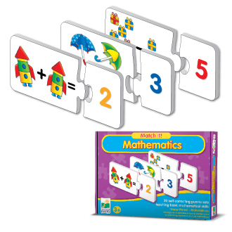 Learning Journey 288528 Match It Math