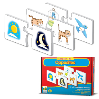 Learning Journey 538166 Match It Opposites