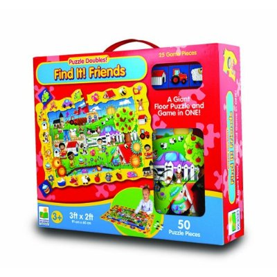 Learning Journey 694091 Puzzle Doubles Find It Friends