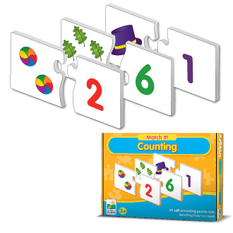 Learning Journey 868942 Match It Counting