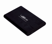iMicro IMS25SATAB 2.5 inch USB2.0-SATA External Drive Enclosure - Black