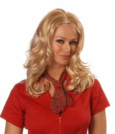 Wicked Wigs Sultry Blonde-Lt. Blonde Wig