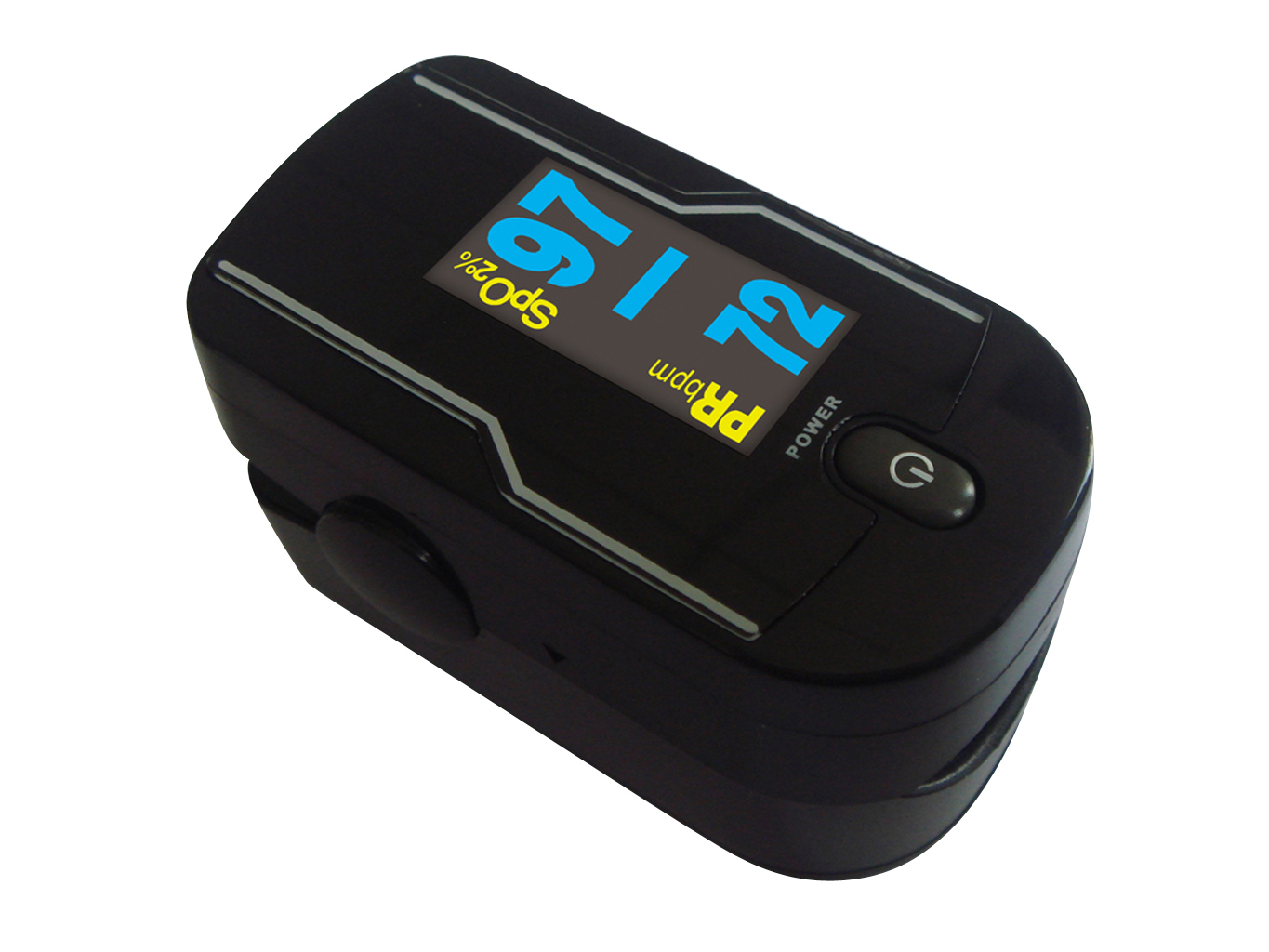 Unipride KH489 Carepeutic Fingertip Pulse Oximeter Pro