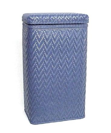 Redmon 123CB Apartment Hamper- Coastal Fjord Blue